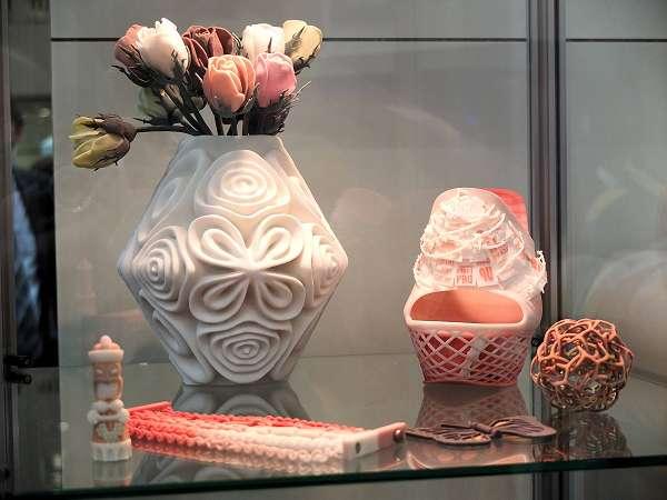 3D printen op EuroMold 2013
