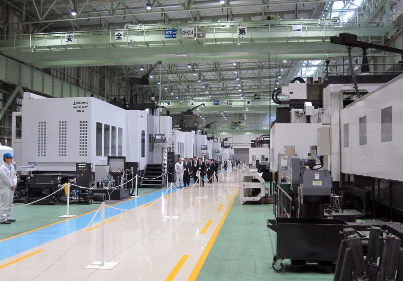 Okuma mikt met nieuwe strategie op meer export