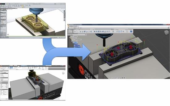 Autodesk: CAM programmeren in de cloud
