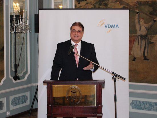 Lothar Horn: positieve vooruitzichten voor gereedschapsmarkt.