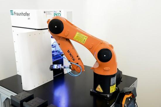 ProPKD: laser vervangt ten dele slijpen van PKD-wisselplaten
