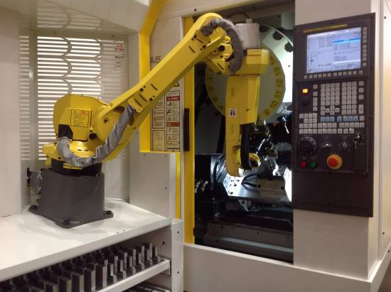 Robotbelading verovert de CNC-verspaning