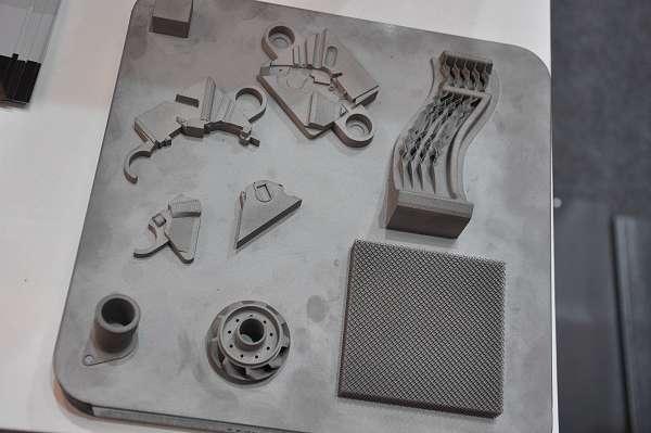 Techni-Show: 3D printen van metaal sterk aanwezig