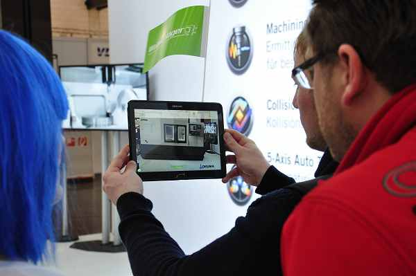Okuma app: virtuele machines in je werkplaats