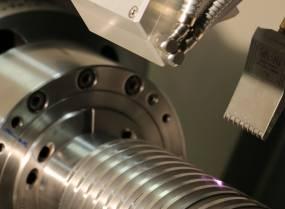 Monforts Laserturn: draaien en harden in één opspanning