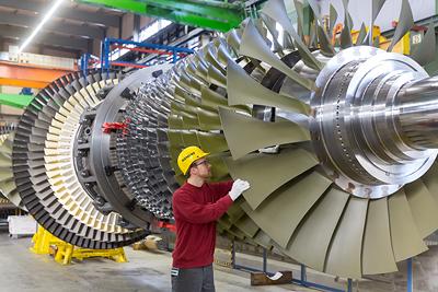 Siemens 3D print binnen twee jaar onderdelen gasturbines