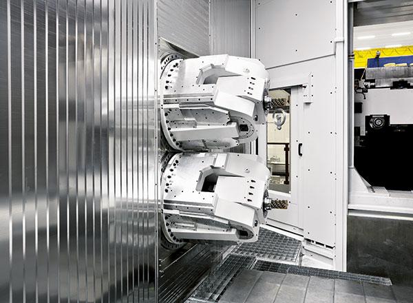 Eerste Starrag BTP 5000/2  titaanmachine verscheept naar Australië