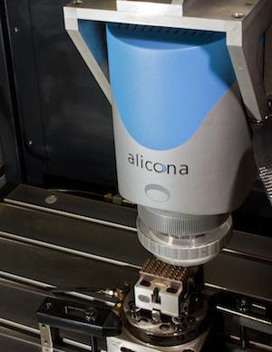 Makino en Alicona tonen mogelijkheden closed-loop manufacturing