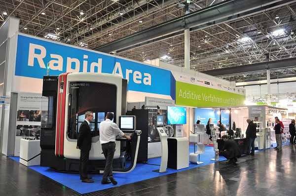 Rapid.Tech 2014 stelt 3D printen als productietechniek centraal