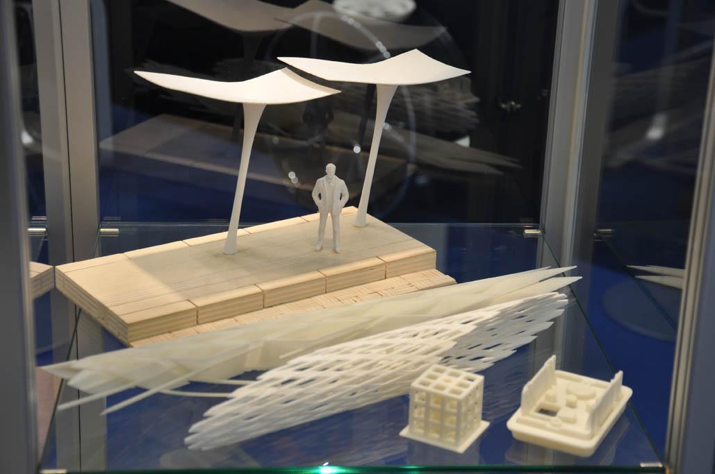 Lanceert HP 3D printer op EuroMold?