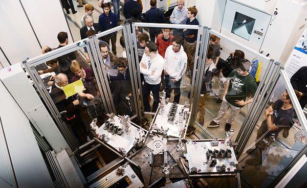 Heller Werktage: 800 bezoekers uit 20 landen