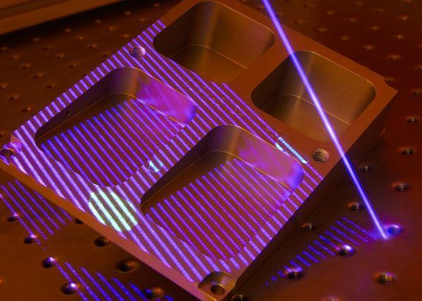 Laser detecteert verontreinigingen