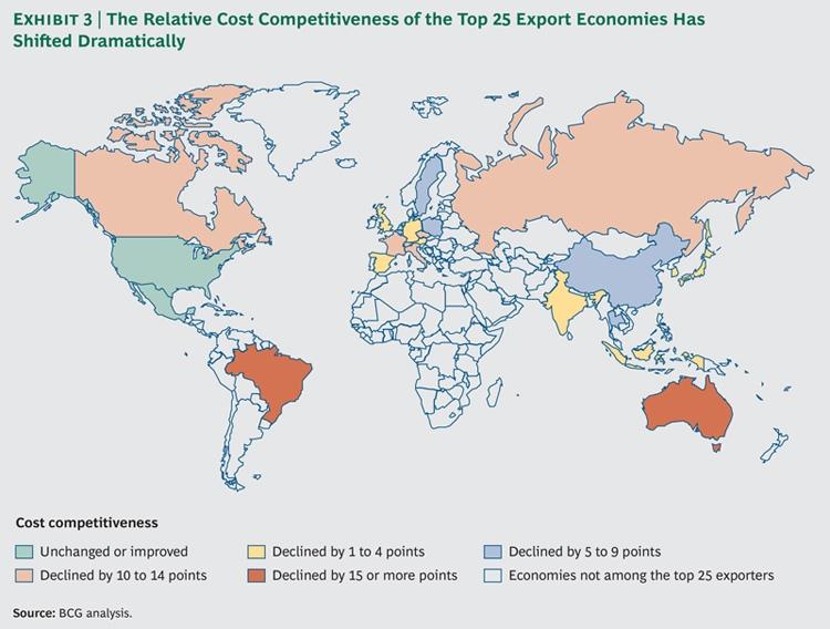 Boston Consulting Groep: Nederland aantrekkelijk voor maakindustrie