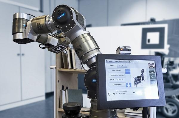 MKB benut robot onvoldoende in de productie