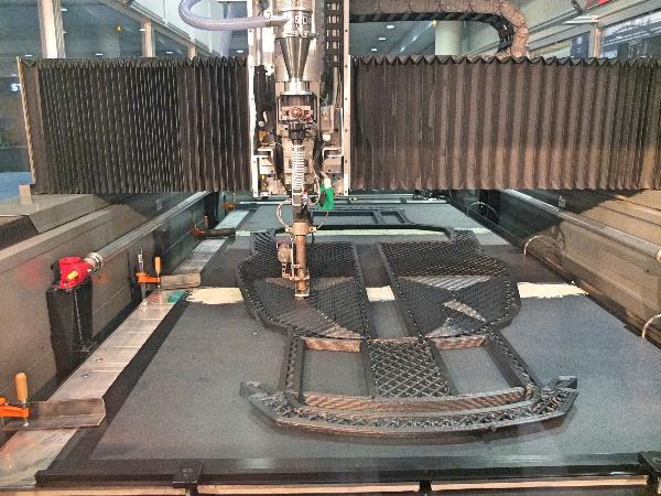 3D-geprinte auto op IMTS: binnen een week klaar?