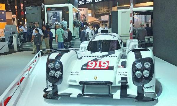 DMG Mori Porsche