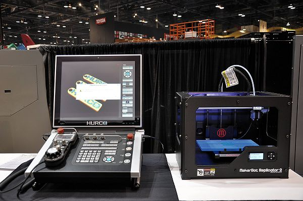 Hurco 3D-printen
