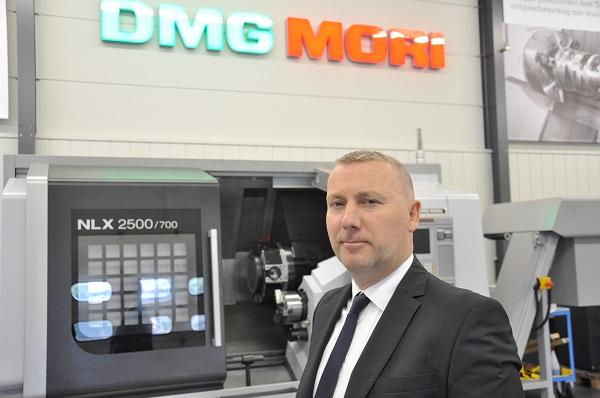 DMG Mori wil marktaandeel Mori-machines vergroten