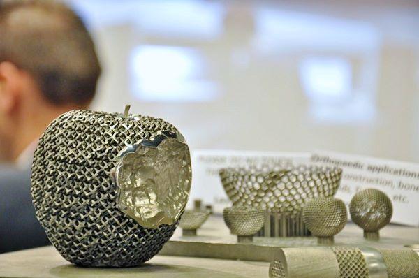 Twee winnende masterproeven KU Leuven over 3D metaalprinten