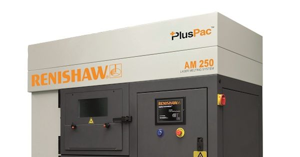 Renishaw lanceert upgradepakket PlusPac voor AM-machine