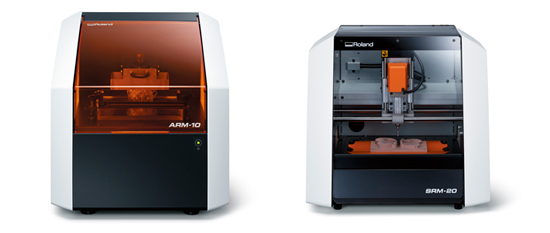 MonoFab: eerste 3D-printer en freesmachine combinatie van Roland DG