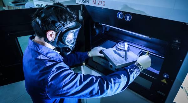 Wat is nodig om 3D metaalprinten productierijp te maken?