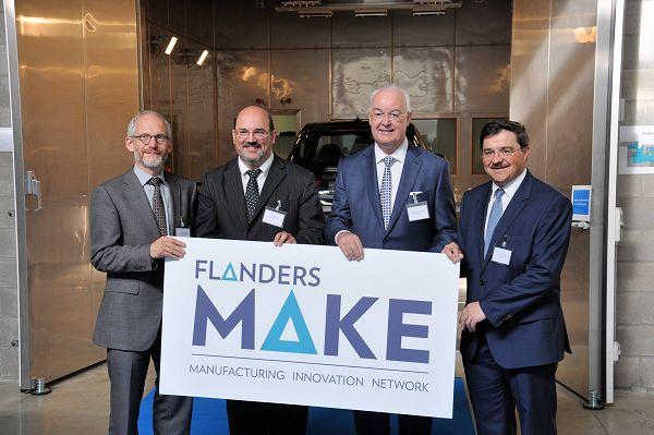 Flanders Make: hybride add-on's voor CNC-machines en 3D-printen