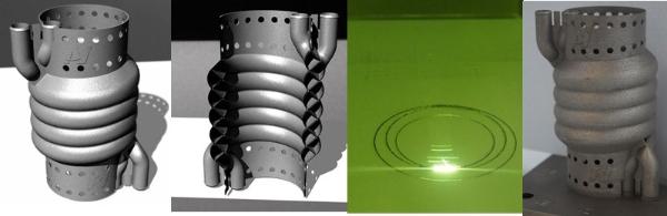 Design challenge daagt uit om te ontwerpen voor 3D-printen