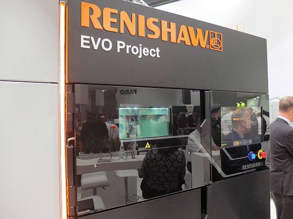 Renishaw EVO