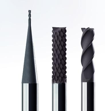 Van Hoorn Carbide demonstreert onder andere de nieuwe ontwikkelingen op het gebied van diamantcoatings voor gereedschappen.