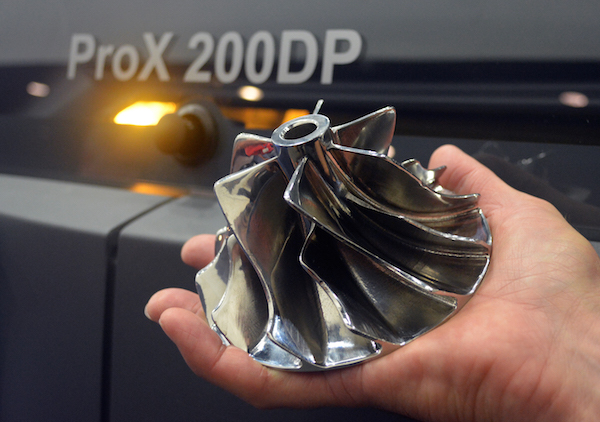 ASML: kostprijs 3D-geprinte metalen componenten moet halveren