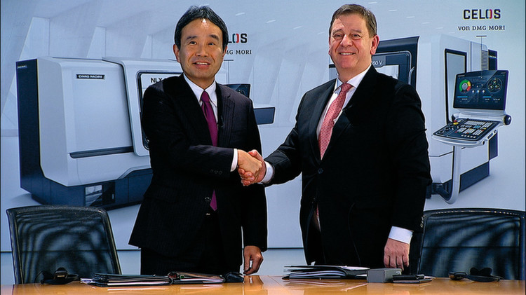 Managementwissel DMG Mori AG; Japanse tak verstevigt greep