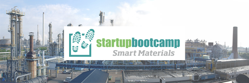 's Werelds eerste business accelerator Smart Materials in Nederland