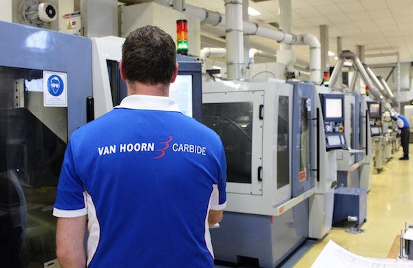 Van Hoorn Carbide investeert 5 miljoen euro in Nederlandse vestiging