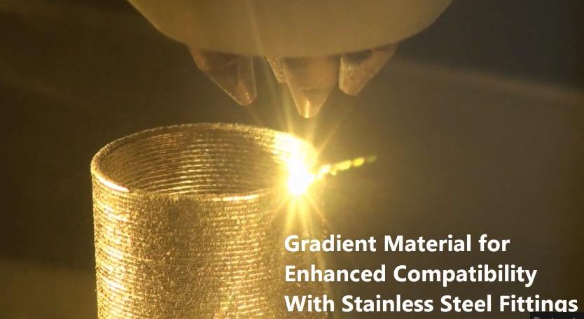 Landré levert 3D metaalprinters Optomec