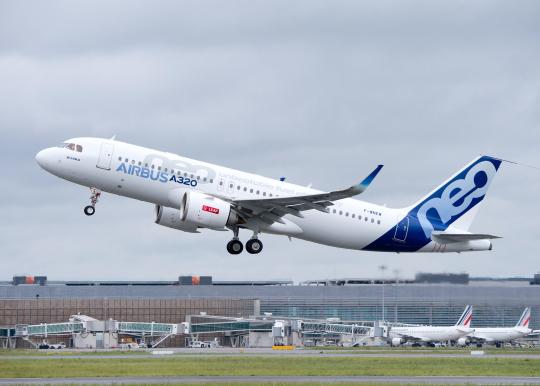 Airbus vliegt met 3D geprinte injectoren en Ceramic Matrix Composites