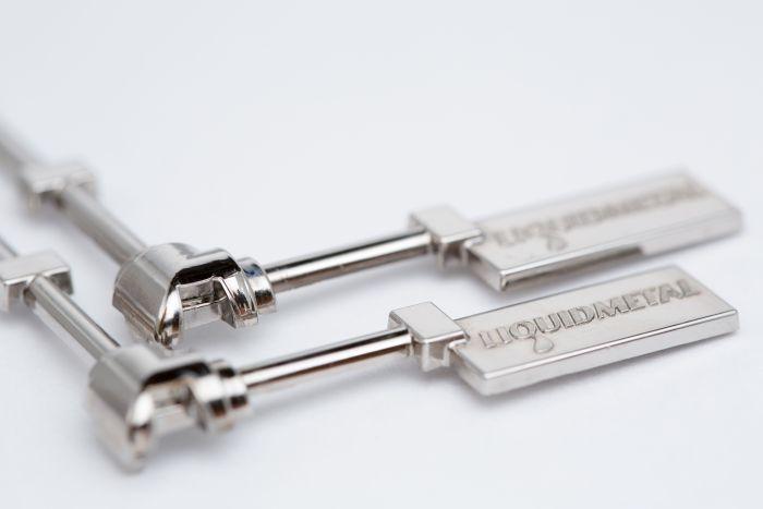 Liquidmetal: metaal spuitgieten met hoge oppervlaktekwaliteit