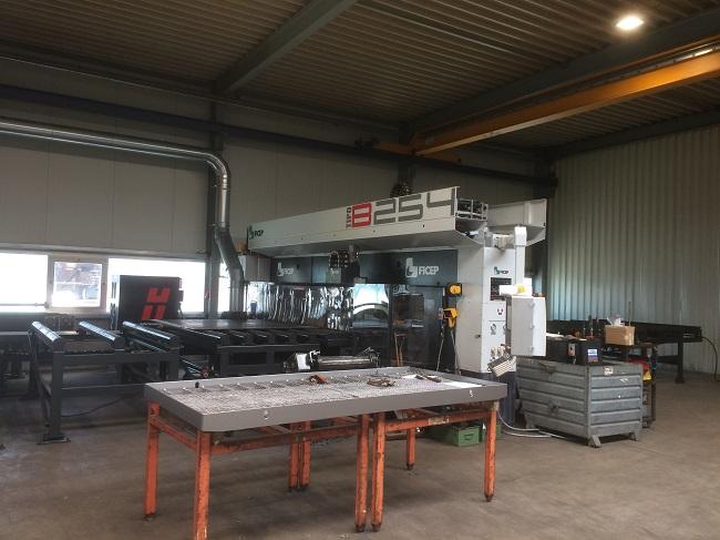 Arendsen Staalbouw investeert in FICEP-machines