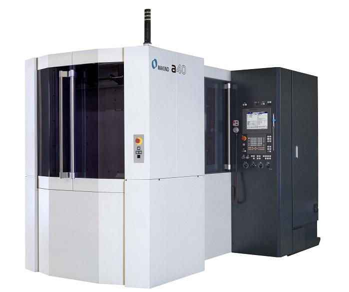 Makino A40 en J4: nieuwe machines voor jobbers