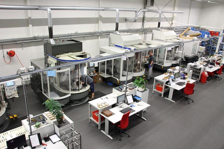 De IMC Group gaat de komende jaren verder investeren in de Helmondse gereedschapslijperij als deze het nieuwe smart grind concept uitrolt.