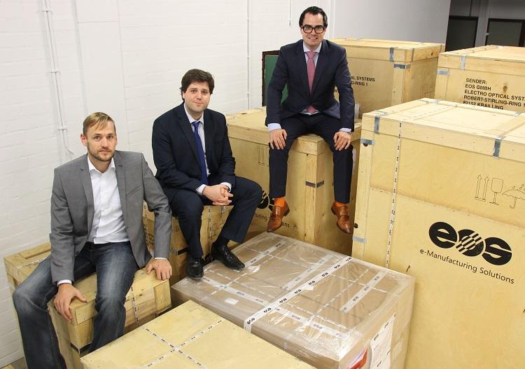 Xilloc start industriële divisie en koopt vier EOS 3D printers