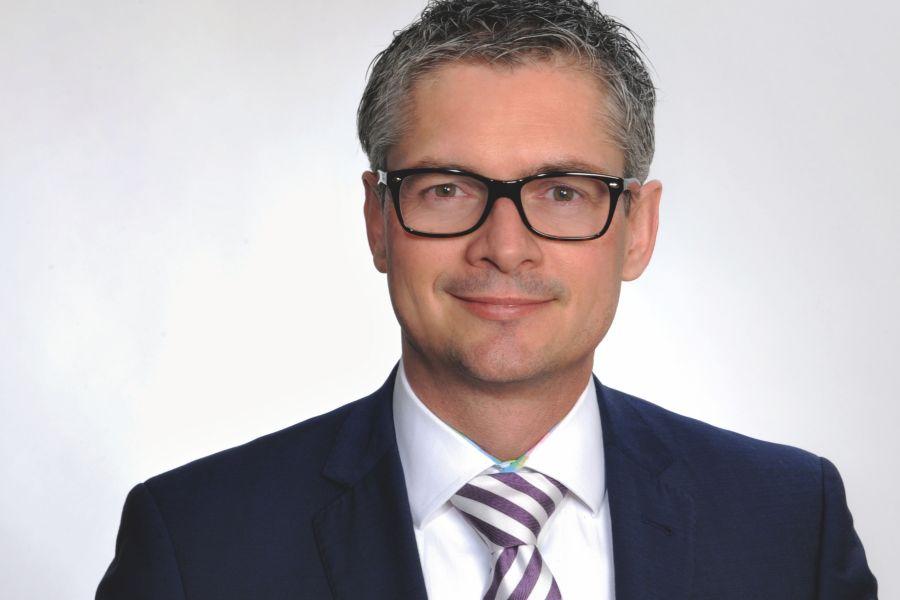 Sascha Wenzler, projectleider Formnext.