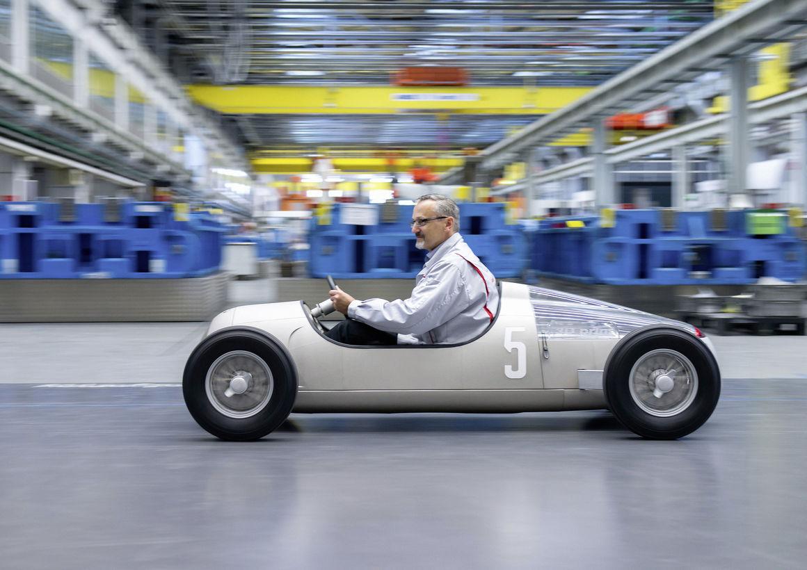 Audi en andere gereedschapmakers uit de VW groep gaan 3D printen van metalen componenten implementeren in de productie.