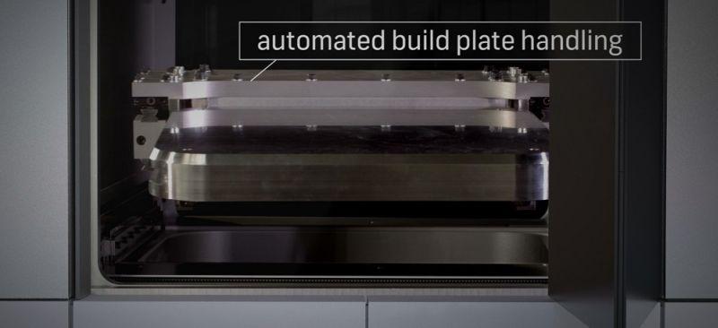 Additive Industries toont Metalfab1