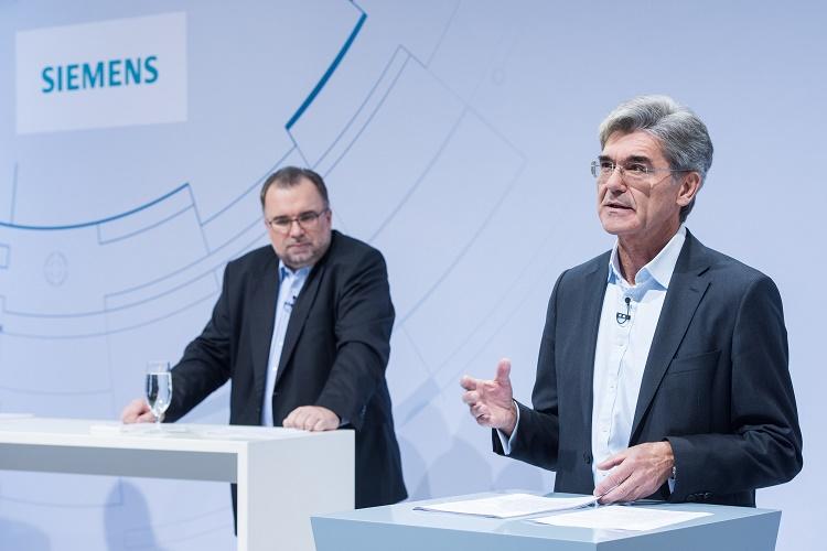 Siemens intensiveert R&D rondom digitalisering