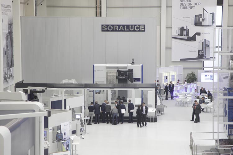 Soraluce ontwikkelt smart factory softwaretools