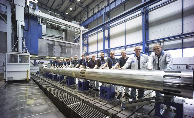 SMS Group investeert 36,5 miljoen in vernieuwing grootverspaning
