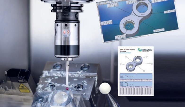 Metav 2016: CAD en ICT als bouwstenen voor meten op de machine