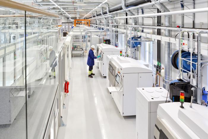 Siemens neemt in Zweden 3D printfabriek voor componenten gasturbines in gebruik