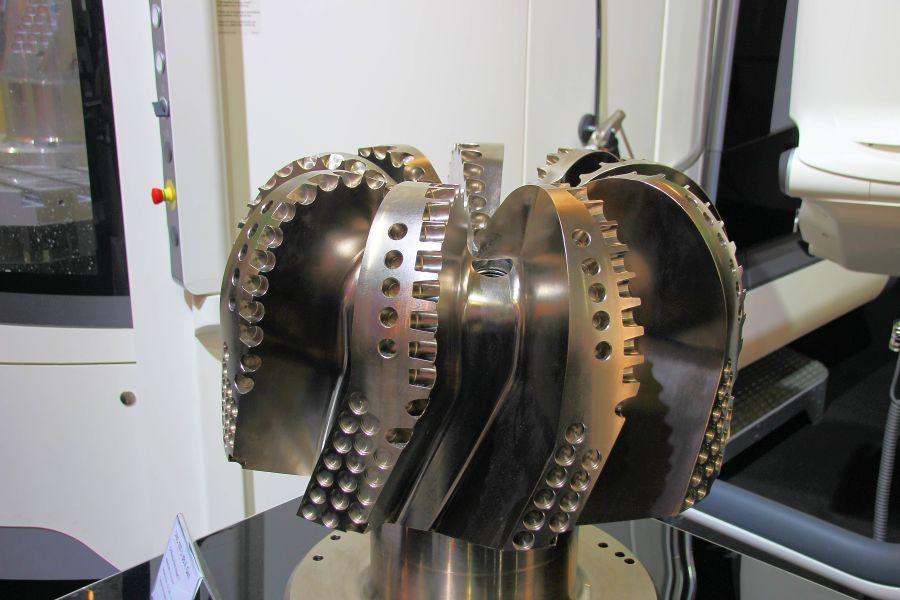 DMG Mori ecoMill met Siemensbesturing voor 3D simulaties